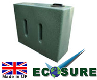 Ecosure Water Butt 400 Ltrs
